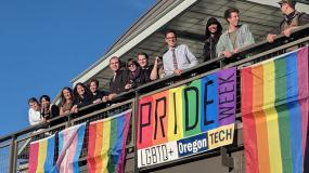 Oregon Tech's 1st Annual Pride Week October 11, 2018